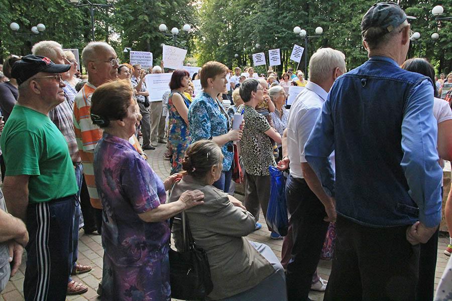 Митинг в Звенигороде (9)
