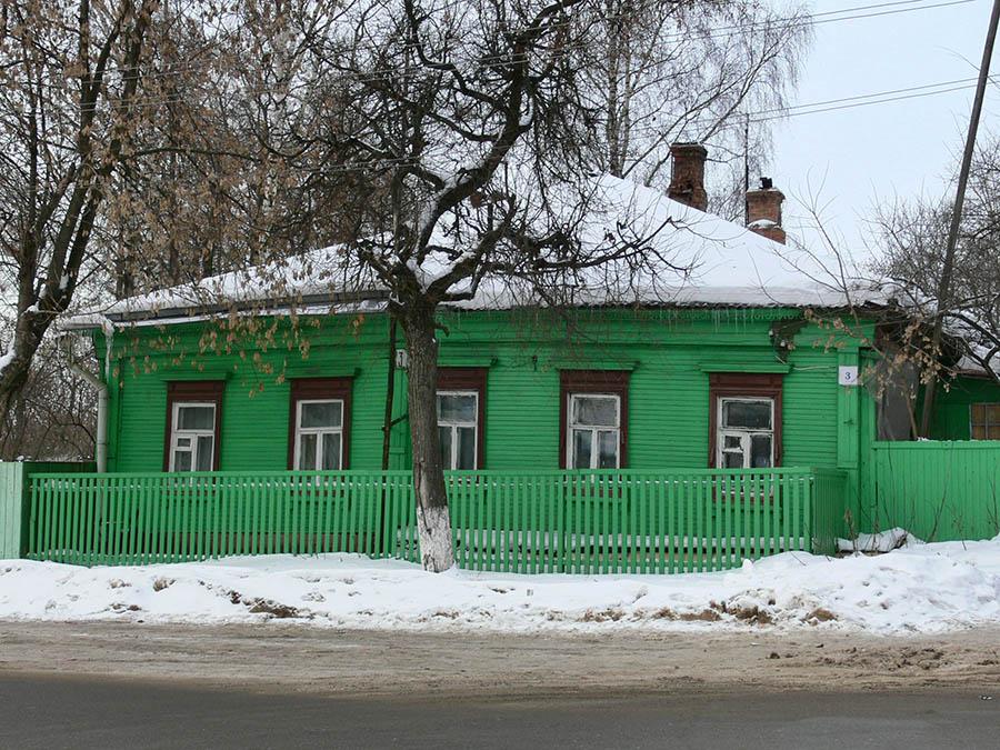 Дом дьяконов на ул. Пролетарской, январь 2006.jpg