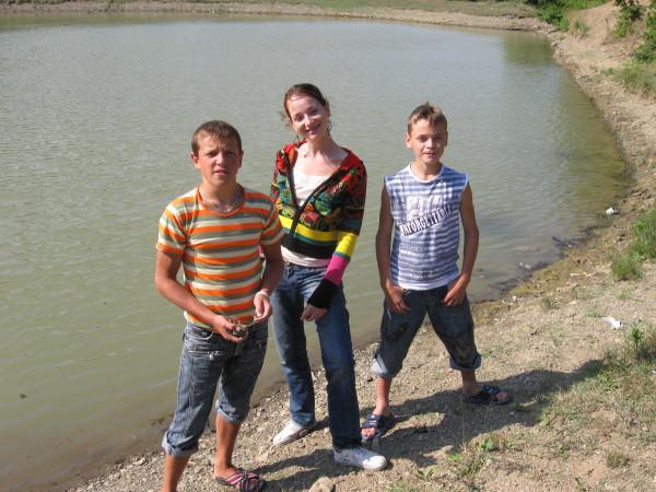 З братамі - Пэтром і Павлом