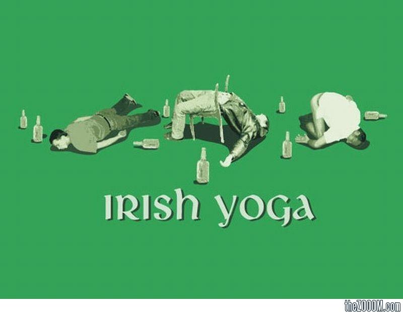 Irish-Yoga
