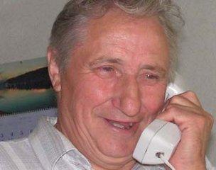 хузин с телефоном