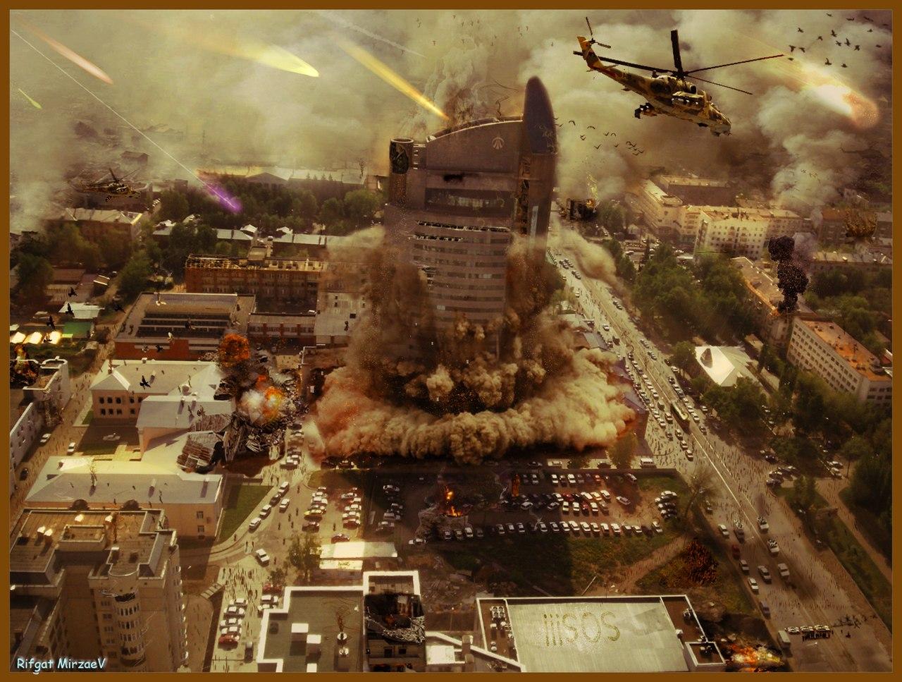 Апокалипсис в Уфе 1