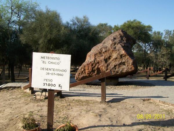 метеорит Чако