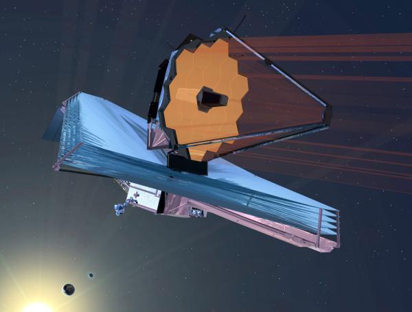 телескоп JWST