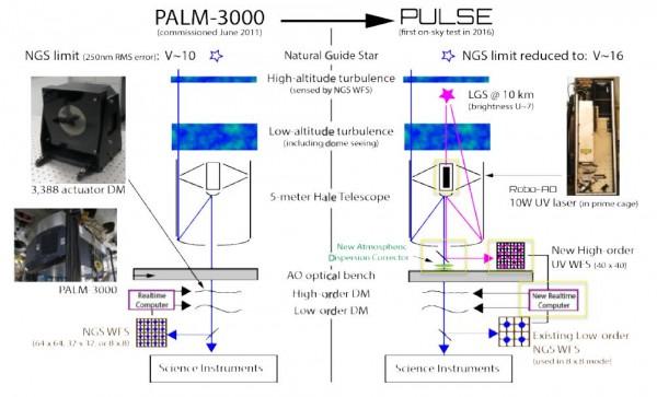 схема работы PULSE