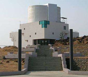 2-метровый телескоп в Индии