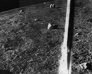 снимок с Луны-13
