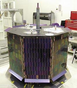 микроспутник RStar на наземных испытаниях