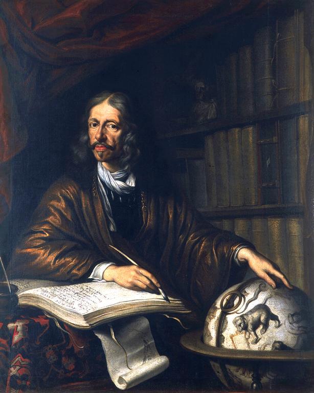 портрет Яна Гевелия