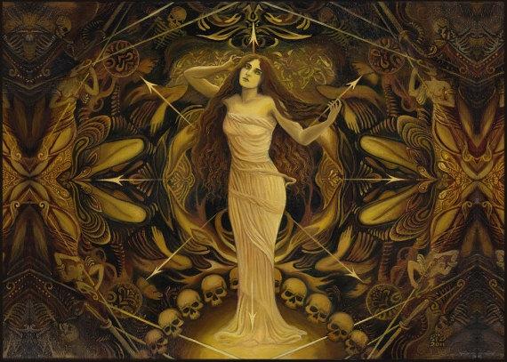 Богиня Эрида