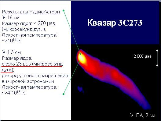 Рекорды Радиоастрона 2