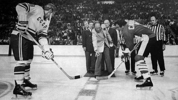 Кадры из фильма хоккей ссср-канада 1972 смотреть в хорошем качестве