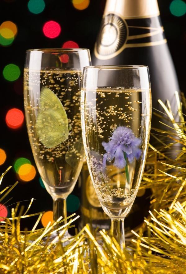 Марта женщинам, шампанское поздравление картинки