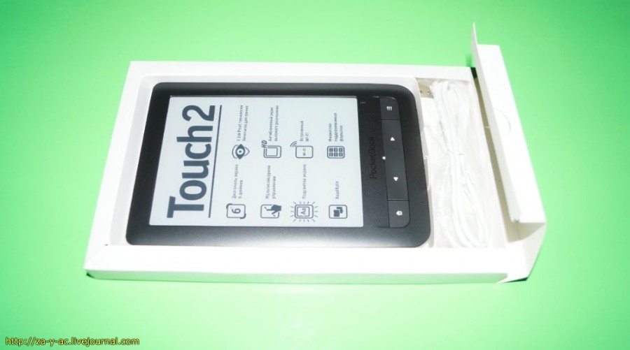touch 2 pocketbook