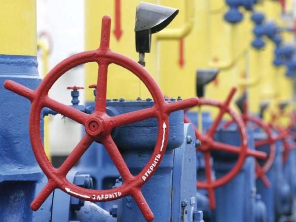 Добыча-газа