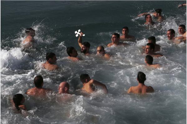 крещение 1