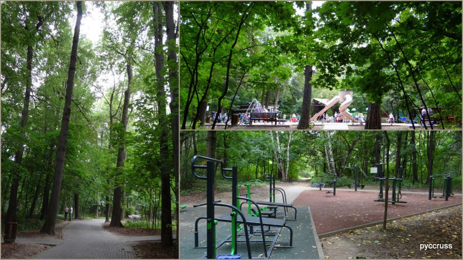 парк 1 августа 212111