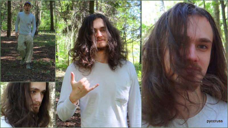 деревня лес волосы2