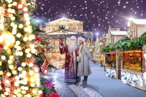 Туры на рождество из москвы