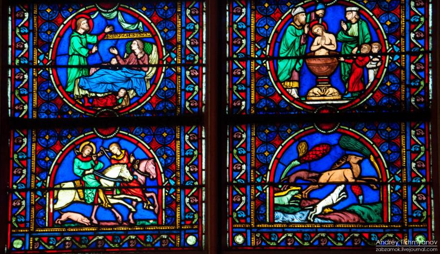 Notre Dame de Paris vitre-0256