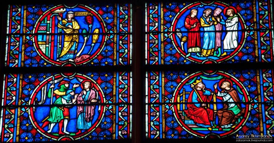Notre Dame de Paris vitre-0259
