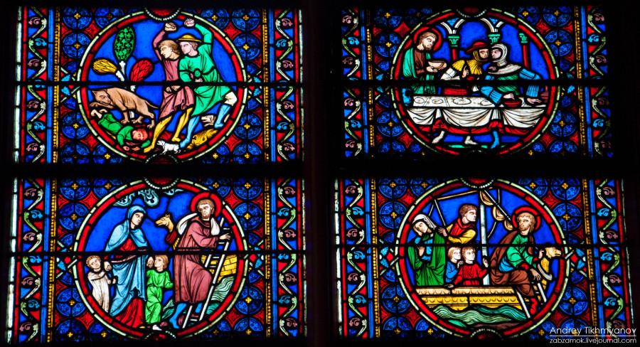 Notre Dame de Paris vitre-0261