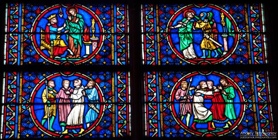 Notre Dame de Paris vitre-0262