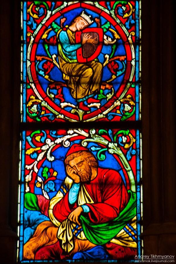 Notre Dame de Paris vitre-0225