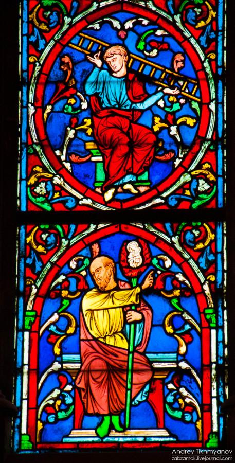 Notre Dame de Paris vitre-0226