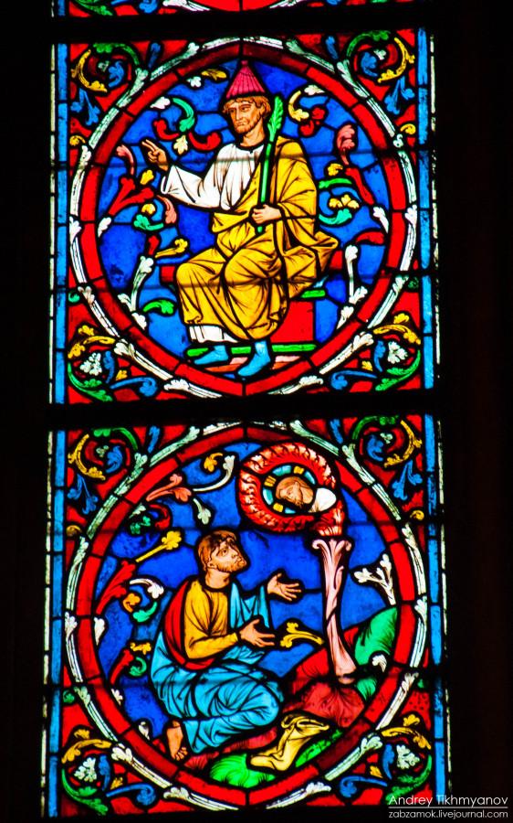 Notre Dame de Paris vitre-0227