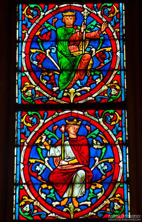 Notre Dame de Paris vitre-0228