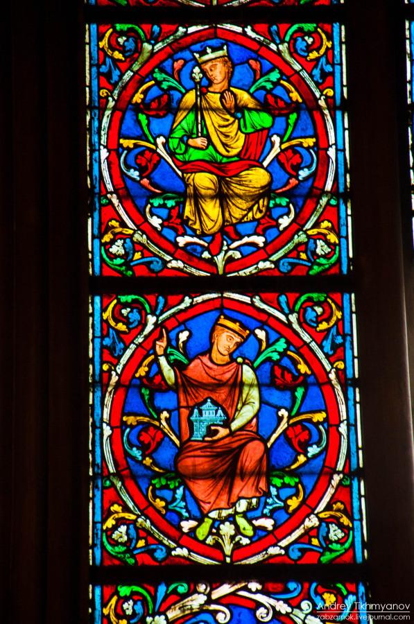 Notre Dame de Paris vitre-0229