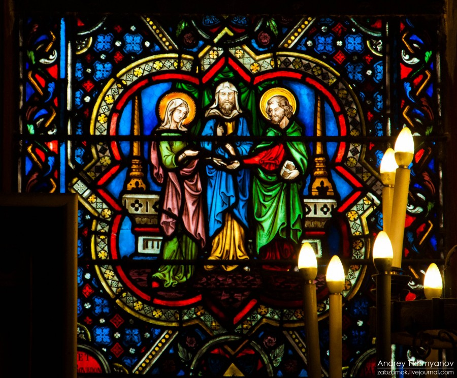 Notre Dame de Paris vitre-0283