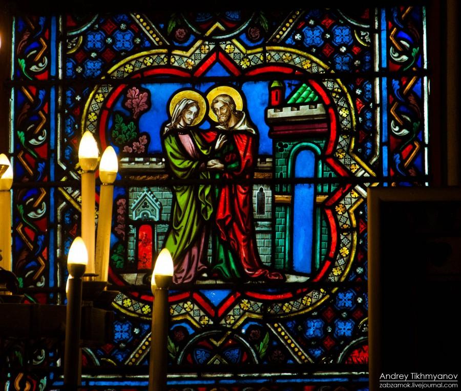 Notre Dame de Paris vitre-0284