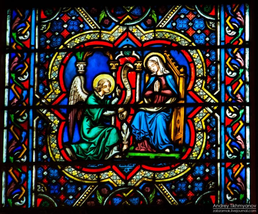 Notre Dame de Paris vitre-0285