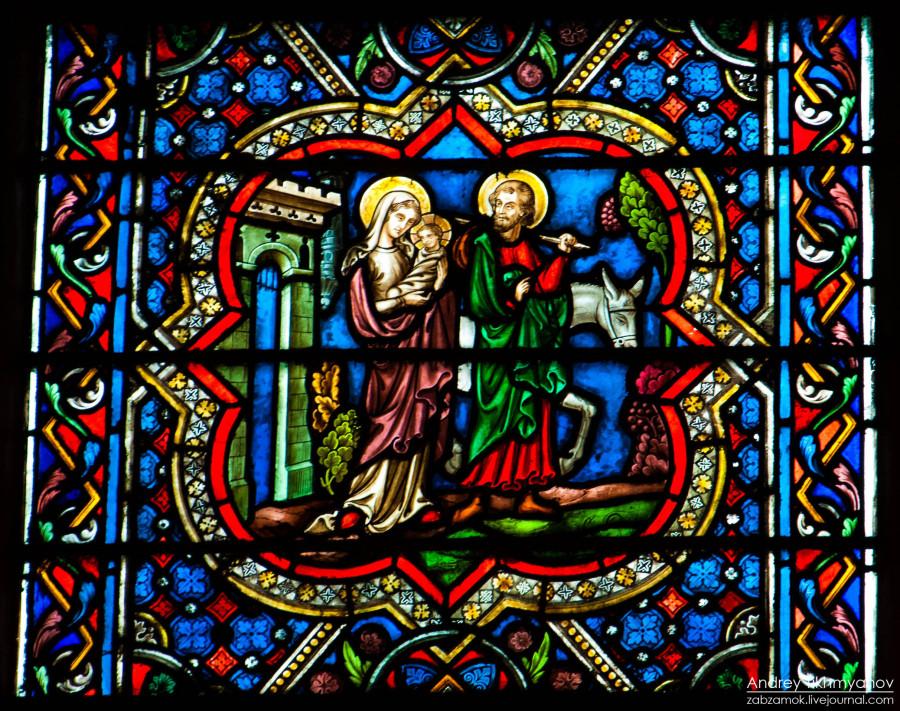 Notre Dame de Paris vitre-0287