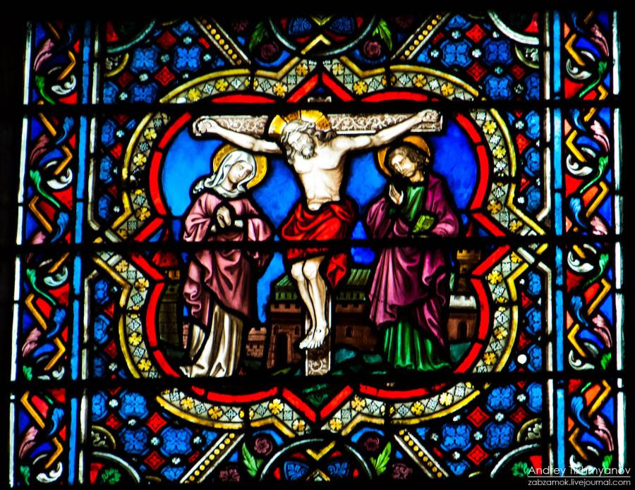 Notre Dame de Paris vitre-0288