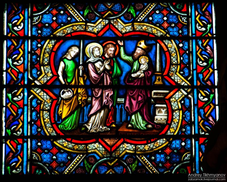 Notre Dame de Paris vitre-0290