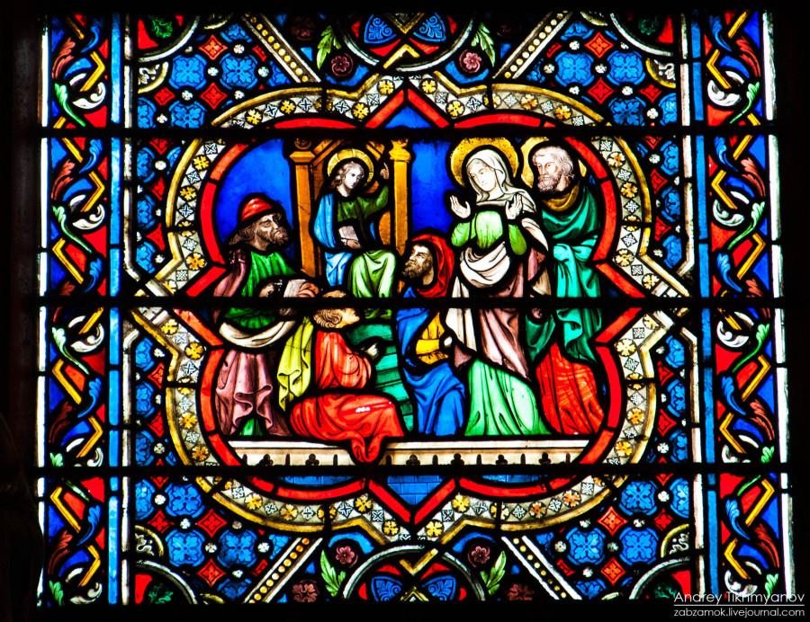 Notre Dame de Paris vitre-0292