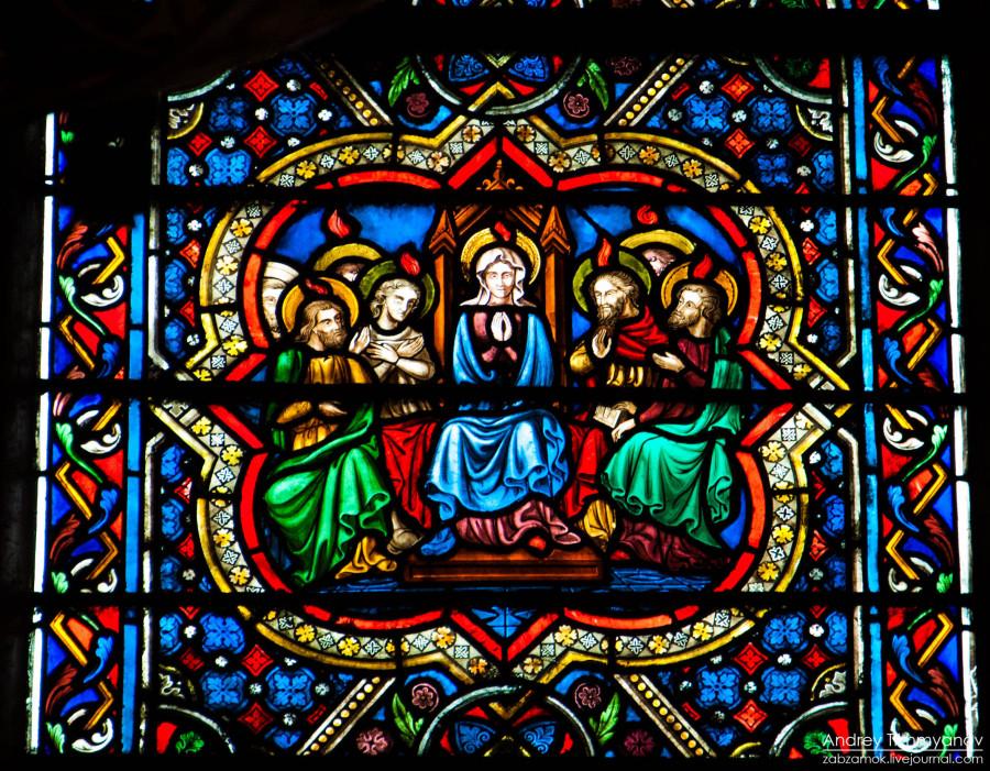 Notre Dame de Paris vitre-0294