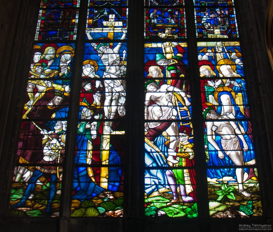 Cathédrale Notre-Dame de Rouen-0197