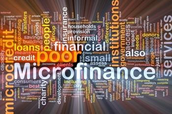 Микрокредитование и большие данные