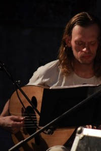 Дмитрий Глоба-Михайленко — музыкант из России, который живёт в Египте.