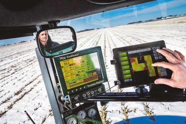 Как использование технологии больших данных помогает экономить и зарабатывать производителям в сельском хозяйстве