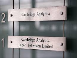 Кембридж Аналитикс скандал