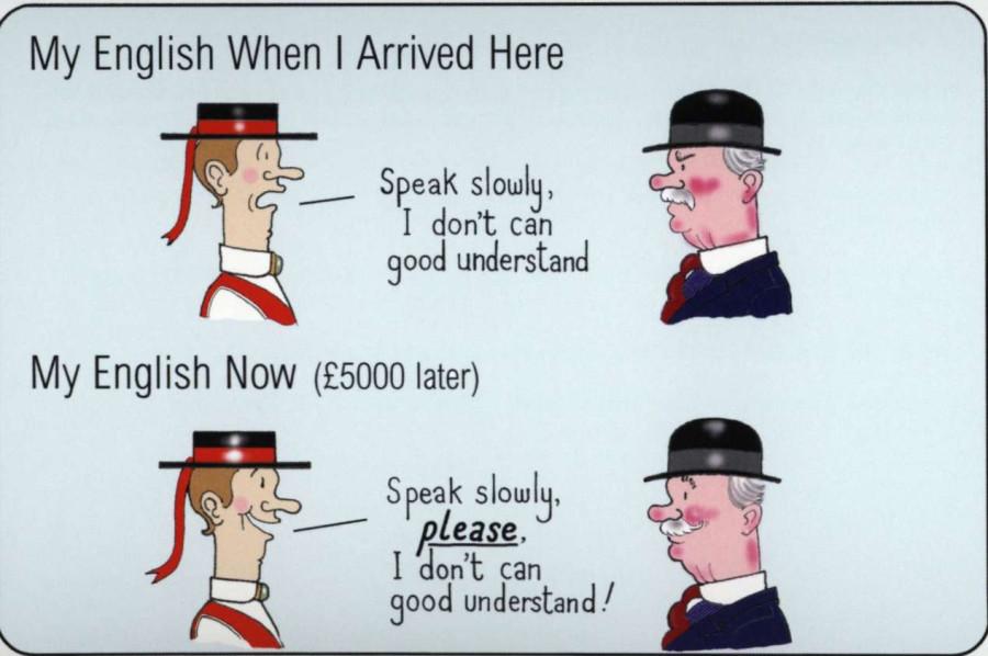 Как звучат слова на английском языке слушать