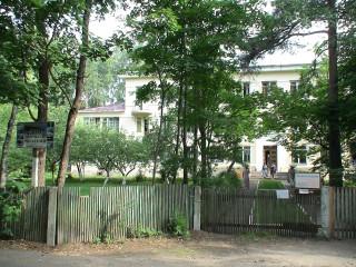 Дом Творчества в Комарово