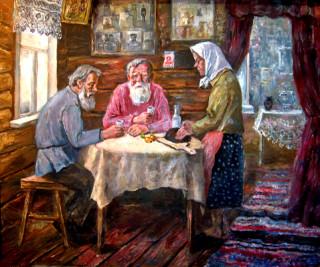 Художник Дмитрий Бучкин