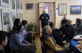 А. Н. Бабанов говорит о В. Г. Старове