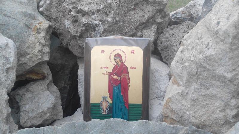 Икона Богородицы «Старица»